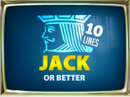 Jacks Or Better 10 Lines